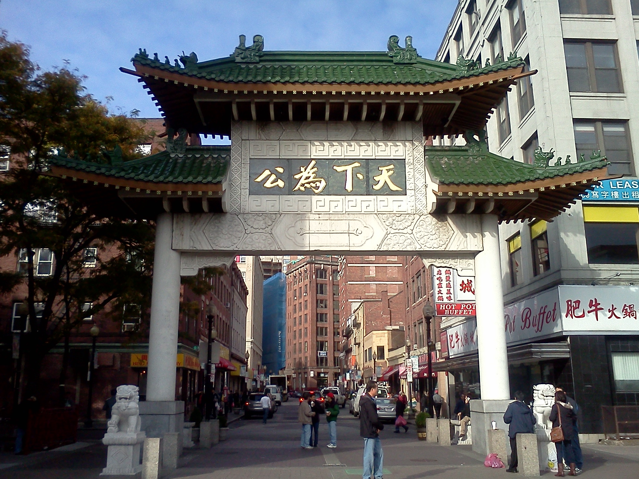 chinatown gates of north and central america panethos