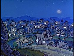 Flintstone Cities Panethos