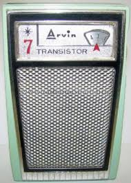 Arvin 61R35 - Source: radiomuseum.org