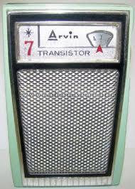 Arvin 61R35 - Source: radiomuseum.org