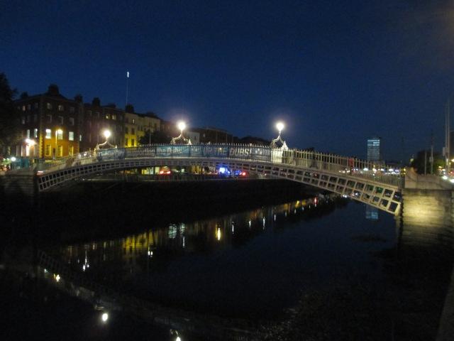 Dublin's Ha Penny Bridge