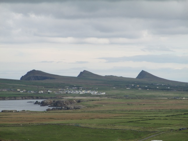 Three Sisters near Dingle