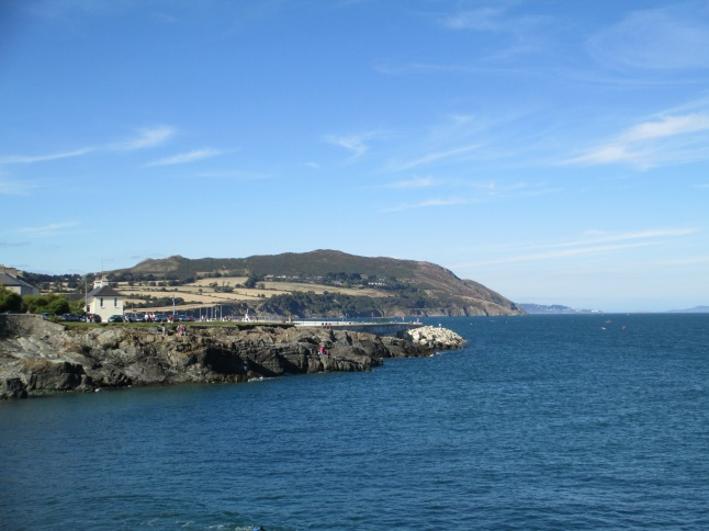 Coastline at Greystones