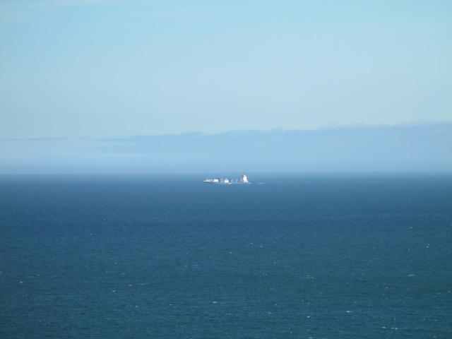 Overlooking the Irish Sea
