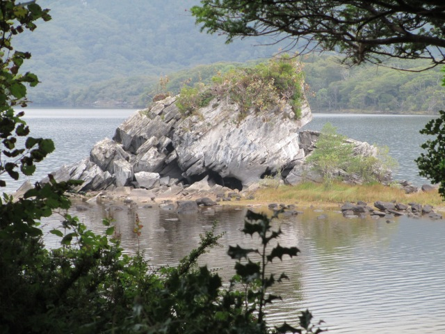 Colleen Rock in Killarney National Park