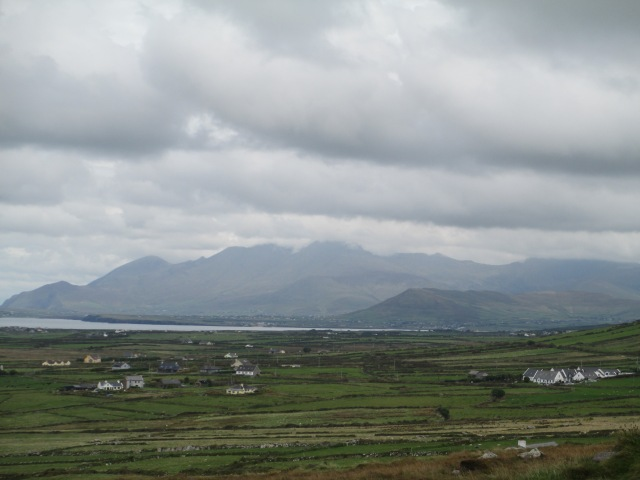 Mt. Brendan - second tallest mountain in Ireland