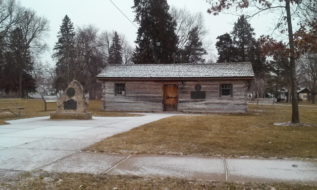Pony Express Station in Gothenburg, Nebraska