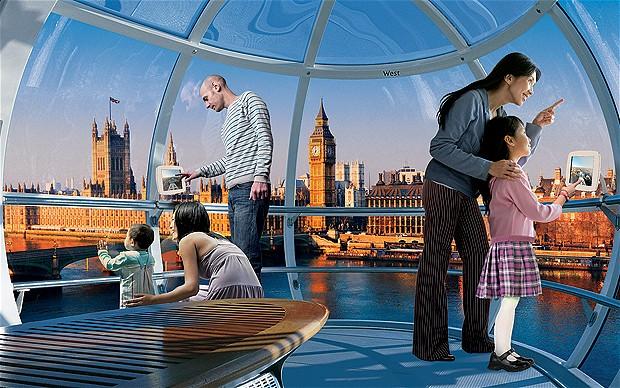 London Eye - Source: telegraph.co.uk