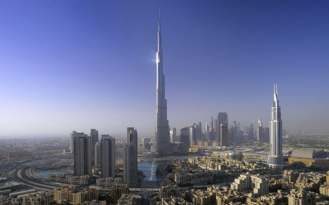 Dubai - Source: skyscrapercity.org