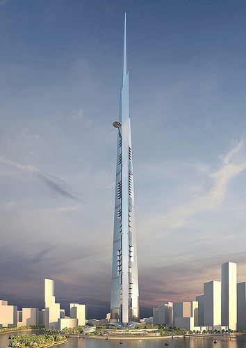 Kingdom Tower - Source: en.wikipedia.org
