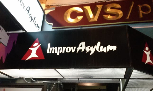 A hilarious evening of improv.