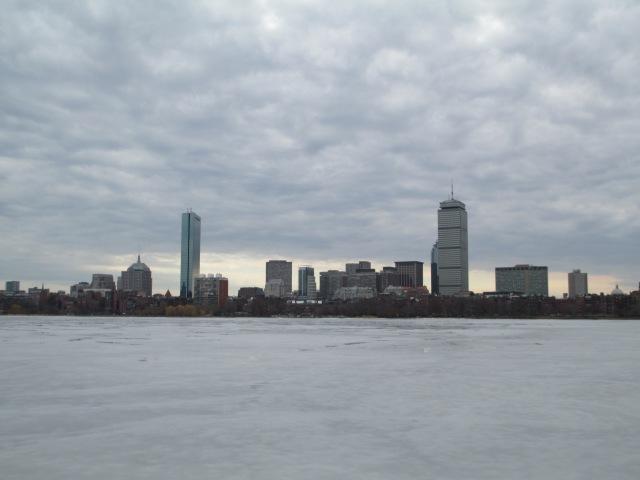Boston's Back Bay district
