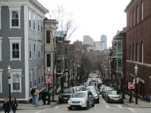 Charlestown street