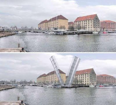 Canal Bridges in Copenhagen - Source: copenhagenize.com