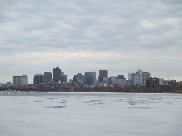 Dowtown Boston