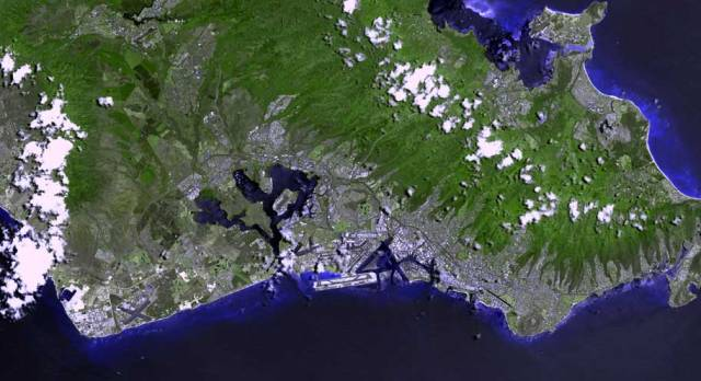 Honolulu and Pearl Harbor, HA - Source: