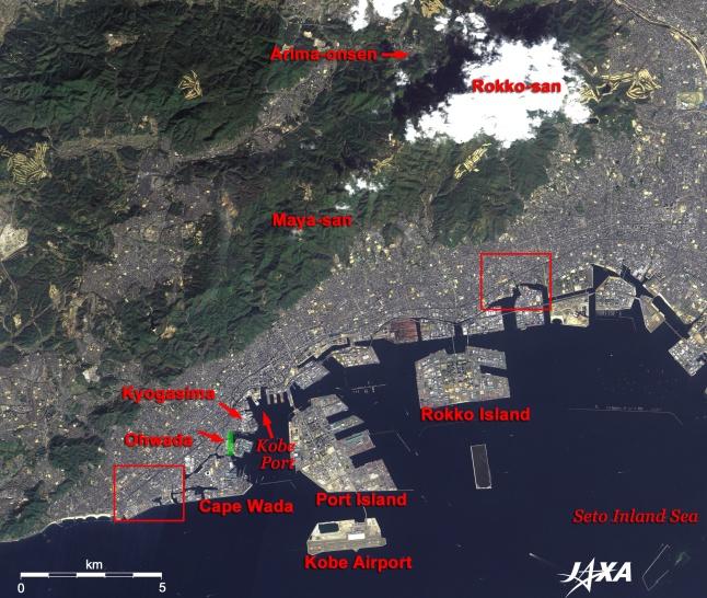 Kobe, Japan - Source: