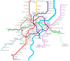 Shanghai Subway System Map Source: china-tour.cn
