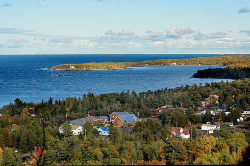Lovely Copper Harbor, MI - Source: michpics.wordpress.com