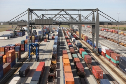 Northwest Ohio Intermodal Terminal - North Baltimore, OH - Source: www.joc.com/rail-intermodal/class-i-railroads/csx-transportation/csx-plans-expand-ohio-intermodal-hub_20140116.html