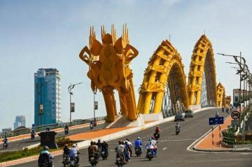 Dragon Bridge (Da Nang) Source: tripadvisor.com