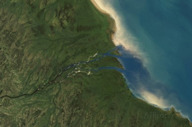 Albany River delta - Source: allposters.com