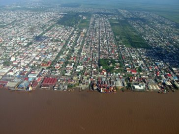 Georgetown, Guyana - Source: panaramio.com