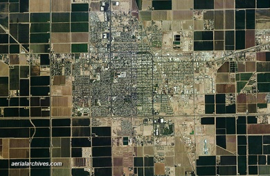 El Centro, CA- Source: aerialarchives.com
