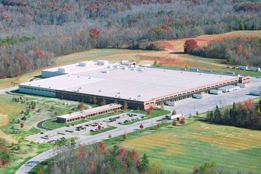 ALDI's Salisbury, NC Distribution Center - Source: amkinggroup.com