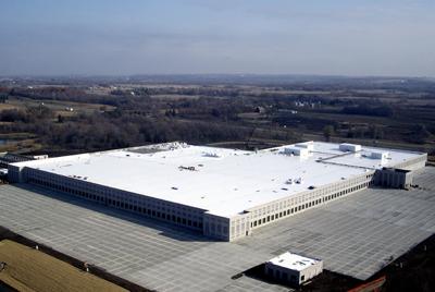 Aldi's Faribault, MN Distribution Center - Source: cemstone.com