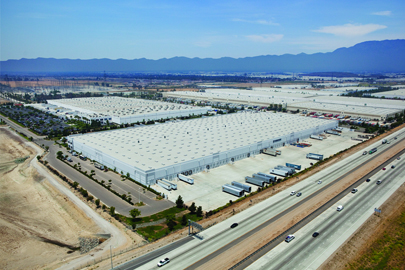 Costco distribution depot in Mira Loma, CA - Source: ctrcpexecutive.com