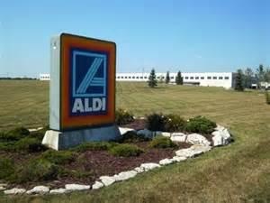 Aldi Webberville, MI Distribution Center - Source: waymarking.com