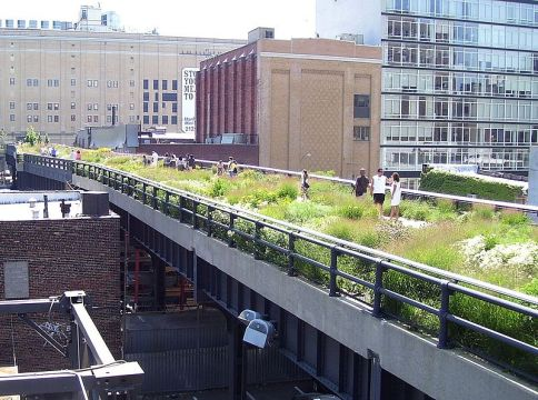 The High Line - Source: en.wikipedia.org