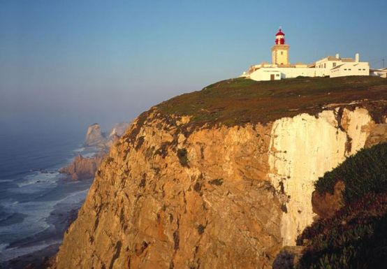 Cabo de Roca Lighthouse, Portugal - Source: travel-in-portugal.com