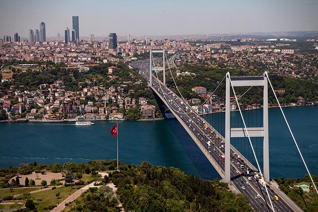 Bosporus Bridge Source: cdn.hiconsumption.com