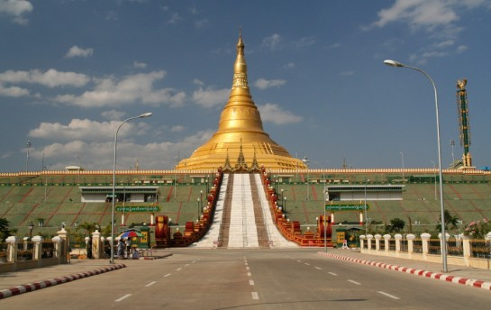 Naypyidaw, Myanmar - Source: onlinetravelmagazines.com
