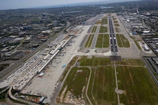 John Wayne Airport - Source: smarttravel.com