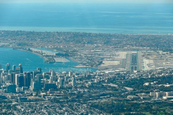 San Diego (Lindbergh)- Source: torreypinestowncar.com