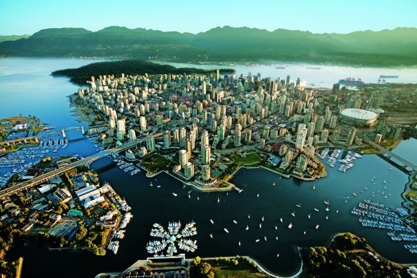 Downtown Vancouver, Canada - Source: news.buzzbuzzhome.com