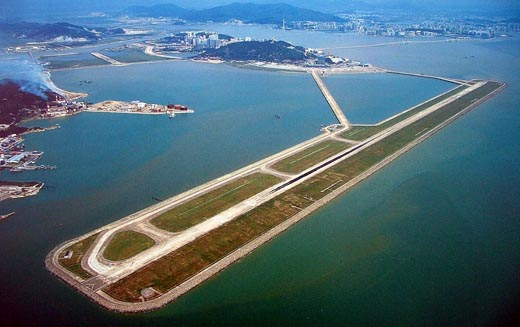 Macau - Source: airports-worldwide.com