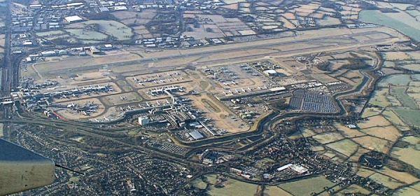 Gatwick Airport - Source: avphotoonline.org.uk