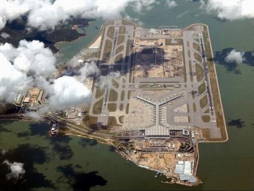 Hong Kong - Source: airports-worldwide.com