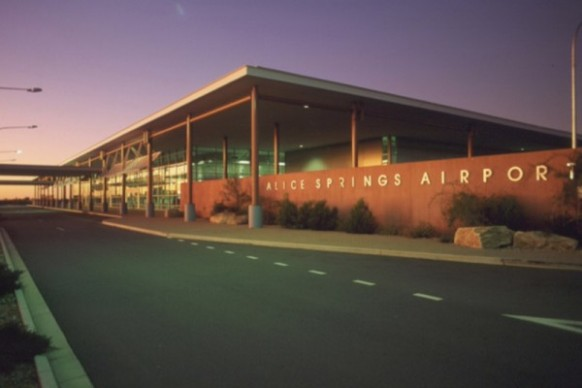 Alice Springs Airport - Source: catprojects.co.au