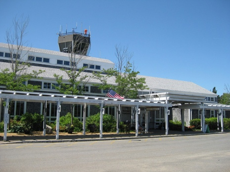 Martha's Vineyard Airport, Massachusetts - Source: flickriver.com