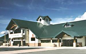 Eagle County airport, Colorado - Source: eaglecounty.us