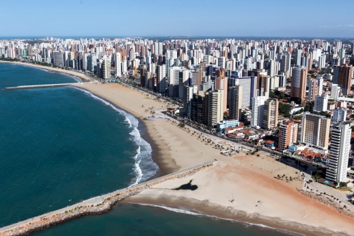 Fortaleza, Brazil - Source: en.wikipedia.org