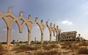 Arafat Airport - Source: dailymail.co.uk