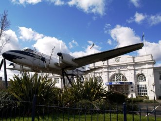 Croydon Airport House museum and visitor centre - Source en.wikipedia.org