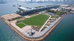 Kai Tak Runway Park and Cruise Ship Terminal - Source ekeo.gov.hk