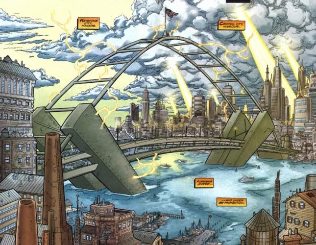 superhero cities panethos